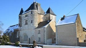 le château de Méron