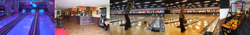 bowling Saumur à 18km du gîte de France Le logis d'Adrienne