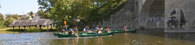 canoë-kayak à Montreuil-Bellay