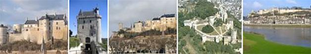 chateau (forteresse) de Chinon
