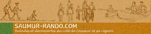 randonnée pédestre région de Saumur