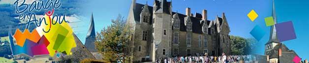 Château et apothicairerie de Baugé à 58km du gite de France le logis d'Adrienne